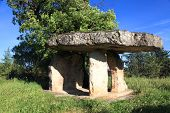 Dolmen, Provence, France