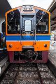Diesel Railcar