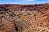 Colorado River And Green River Confluence