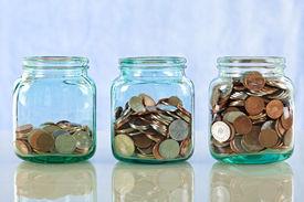 pic of save money  - Saving money concept  - JPG