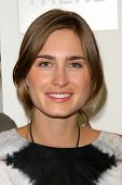 Lauren Bush niece of President George W. Bush at the FEED LA Launch Party. Fred Segal, Santa Monica,
