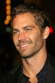 Paul Walker  at the Los Angeles Premiere of 'Fast and Furious'. Gibson Amphitheatre, Universal City,