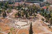 Theatre Of Dionysus Eleuthereus, Athens