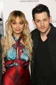 Nicole Richie and Joel Madden  at the Sony Cierge and The Richie-Madden Children's Foundation UNICEF Benefit. Myhouse, Los Angeles, CA. 03-23-09