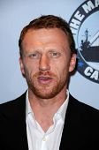 Kevin McKidd  at 'One Splendid Evening' to benefit VH1 Save The Music Foundation. Carnival Splendor,