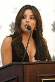 Eva Longoria Parker  at a press conference by Rally for Kids With Cancer Scavenger Cup to Name Eva Longoria Parker as Honorary Chair of the event. The Americana at Brand, Glendale, CA. 03-31-09