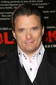 Damian Chapa  at the Charity Screening of 'Polanski Unauthorized' to Benefit the Children's Defense League. Laemmle Sunset 5 Cinemas, West Hollywood, CA. 02-10-09