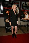 Agnes-Nicole Winter  at the Charity Screening of 'Polanski Unauthorized' to Benefit the Children's Defense League. Laemmle Sunset 5 Cinemas, West Hollywood, CA. 02-10-09