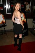 Alicia Arden at the Charity Screening of 'Polanski Unauthorized' to Benefit the Children's Defense League. Laemmle Sunset 5 Cinemas, West Hollywood, CA. 02-10-09