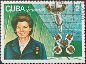First Woman Astronaut Valentina Tereshkova