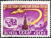 Second Soviet Satellite Spacecraft