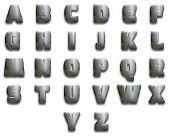Chunky Alphabet