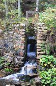 drive water to the mill, landscape Jeseniky, Czech Republic, Europe