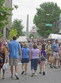 Bele Chere Festival In Asheville