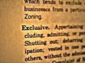 Dictionary Exclusive