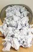Paper waste