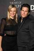 Amy Smart and Branden Williams   at the D and G Flagship Opening in Support of The Art of Elysium. D and G, Beverly Hills, CA. 12-15-08