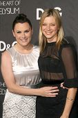 Jennifer Howell and Amy Smart   at the D and G Flagship Opening in Support of The Art of Elysium. D
