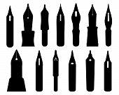 ink pen nibs