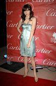 Zoe Kazan  at the Palm Springs Film Festival Gala. Palm Springs Convention Center, Palm Springs, CA. 01-06-09