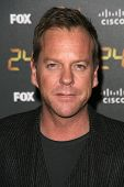 Kiefer Sutherland  at the Season 7 Premiere Party for '24'. Privilege, Los Angeles, CA. 01-06-08