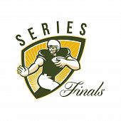 American Football Series Finals Shield