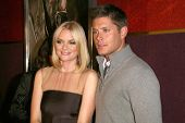 Jaime King and Jensen Ackles  at the Los Angeles Special Screening of 'My Bloody Valentine 3D'. Mann's Chinese Six, Hollywood, CA. 01-08-09