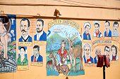 Graffiti on wall of little Havana