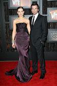 Kate Beckinsale and Len Wiseman  at VH1's 14th Annual Critic's Choice Awards. Santa Monica Civic Aud