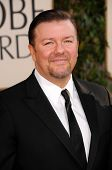 Ricky Gervais at the 66th Annual Golden Globe Awards. Beverly Hilton Hotel, Beverly Hills, CA. 01-11-09