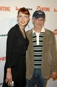 Diablo Cody and Steven Spielberg  at the Premiere Screening of 'United States of Tara'. Directors Guild of America, Los Angeles, CA. 01-12-09