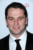 Matthew Rhys  at the G'Day USA Australia Week 2009 Black Tie Gala. Renaissance Hotel Grand Ballroom,
