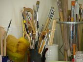 A Potter 's Studio And Tools 2