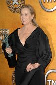 Meryl Streep in the Press Room at the 15th Annual Screen Actors Guild Awards. Shrine Auditorium, Los Angeles, CA. 01-25-09