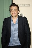 Jason Segel at An Evening with the cast of 'How I Met Your Mother'. Leonard H. Goldenson Theatre, North Hollywood, CA. 01-27-09