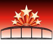 Film Strip Stars