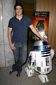 Brandon Routh at the Los Angeles Special Screening of 'Fanboys'. Clarity Screening Room, Beverly Hil