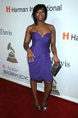 Fantasia Barrino at the Salute To Icons Clive Davis Pre-Grammy Gala. Beverly Hilton Hotel, Beverly Hills, CA. 02-07-09