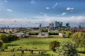 Greenwich  at weekend