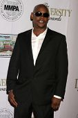 Bokeem Woodbine  at the Multicultural Motion Picture Association's 16th Annual Diversity Awards. Globe Theater, Universal City, CA. 11-23-08