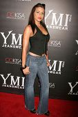 Vida Guerra  at the 5th Annual YMI Jeans Fashion Show and After Party. Music Box Theatre, Hollywood, CA. 10-06-08