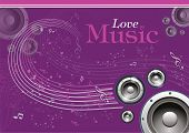 Love Music - Speakers