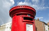 Royal Mail Pillar Box