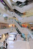 Wisma Atria Shopping mall Orchard road Singapore