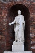 Medieval Sculpture In Rome