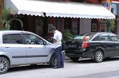 Parking ticket inspector Singapore