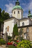 St. Peter's Cemetery (salzburg)