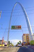 Monumental Arch, Tijuana, Mexico