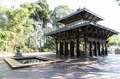 Nepal Peace Pagoda in Brisbane Southbank Parklands
