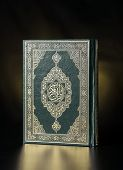 Closed Quran Holy Book